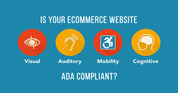 Is your ecommerce website ADA complaint?]